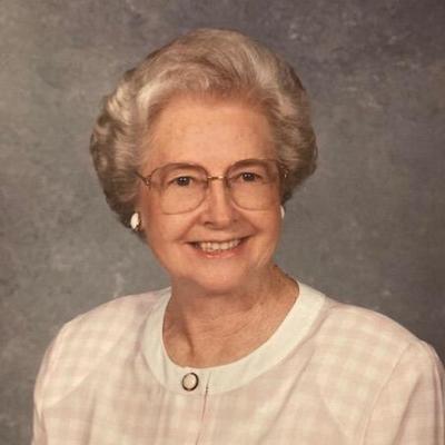 Mary Mahaffey Johnson