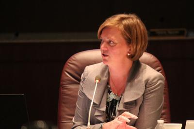 Assistant Superintendent Ashley Ellis