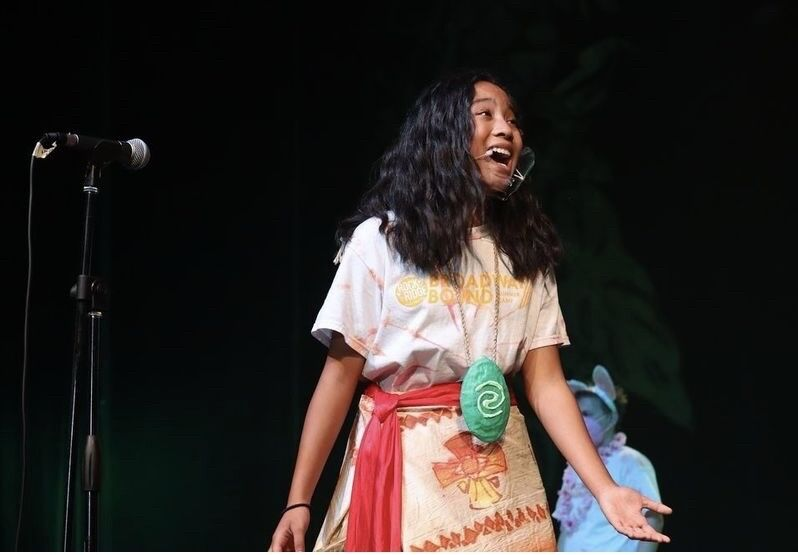 Rock Ridge's annual arts camp returns, culminates with 'Moana'