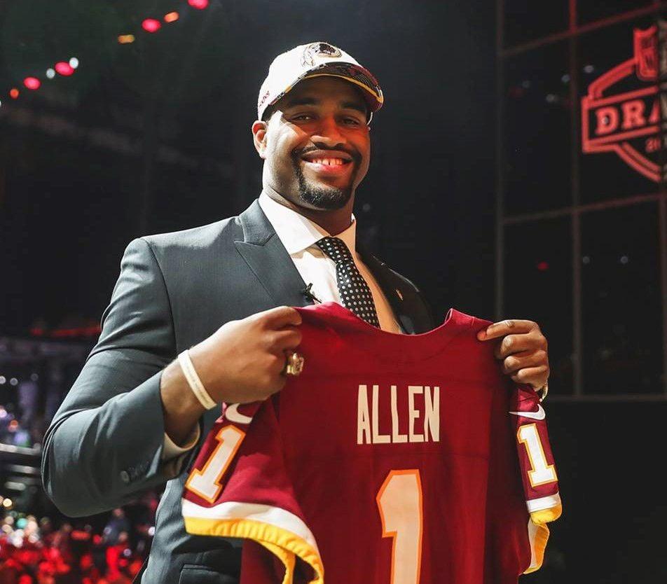 J Allen draft
