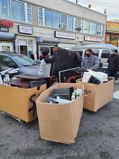 Sumner Furniture donation