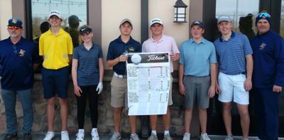 LCHS DD golf champs