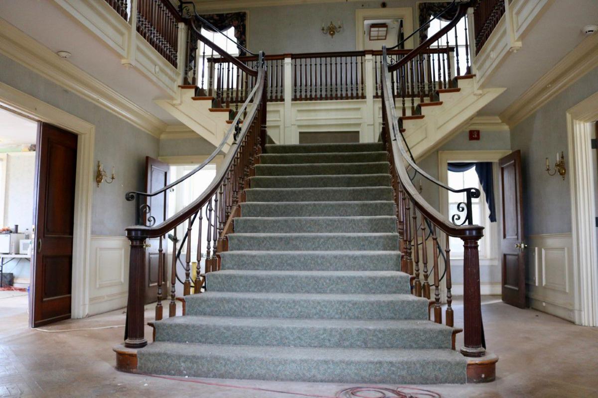 Graydon Manor Stairwell