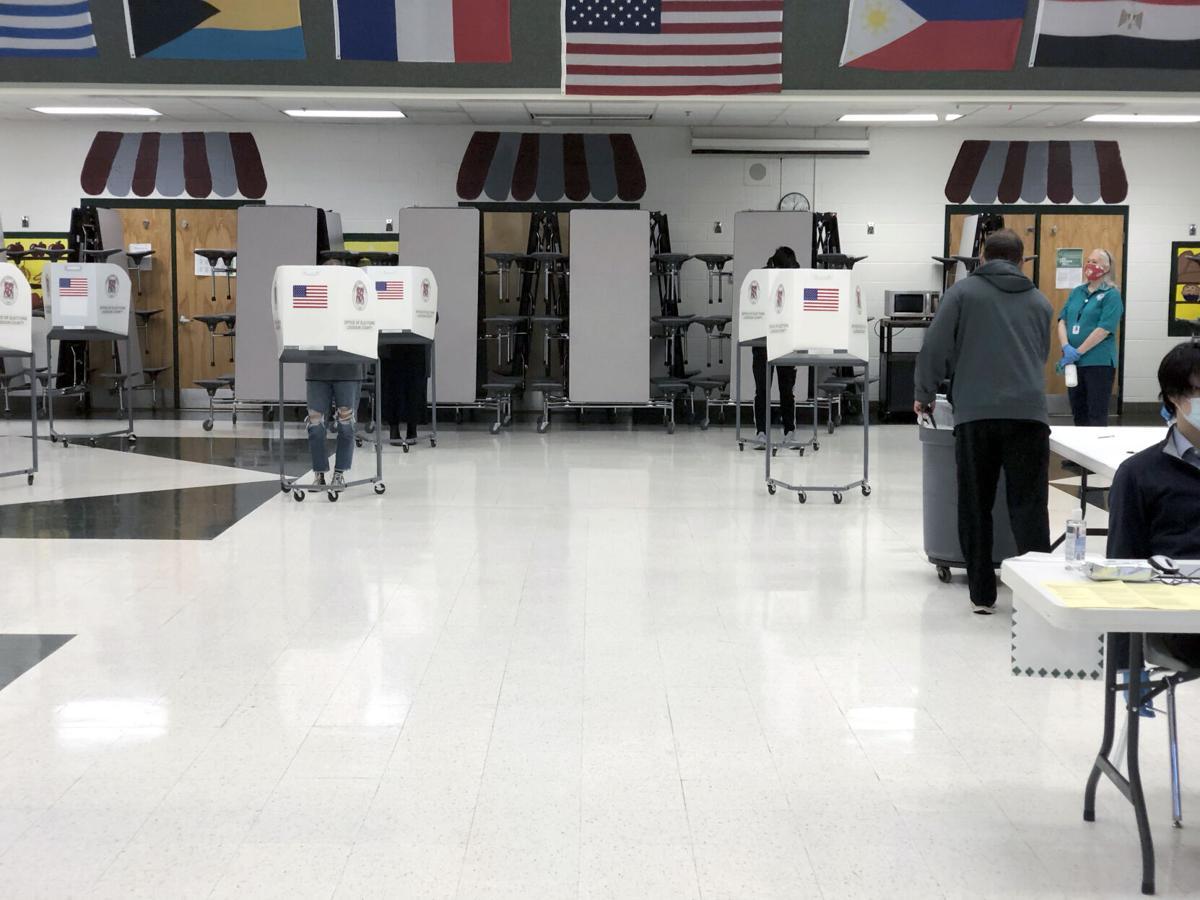 Elections 2020   Ashburn Precinct