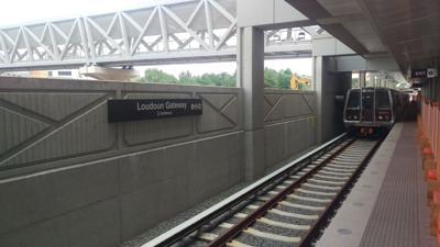 Loudoun County | Loudoun Gateway Metro Station July 2019 4