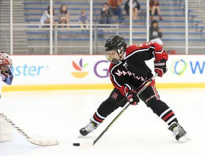 Dylan Corsi hockey