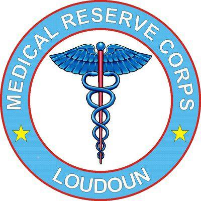 Loudoun Medical Reserve Corps Logo