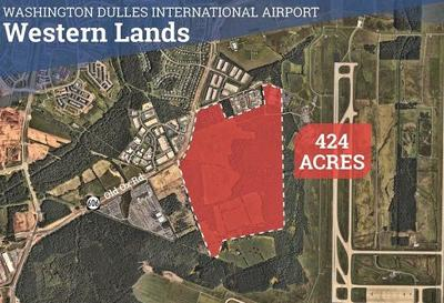 JK Moving makes a play for Dulles' Western Lands