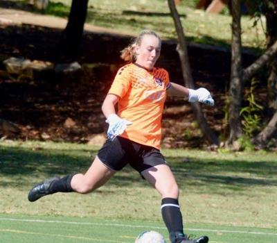 Reiley Fitzpatrick soccer