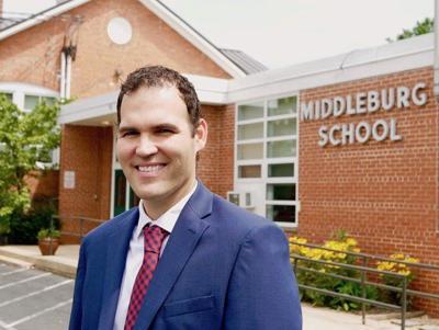 Stephen Robinson Middleburg