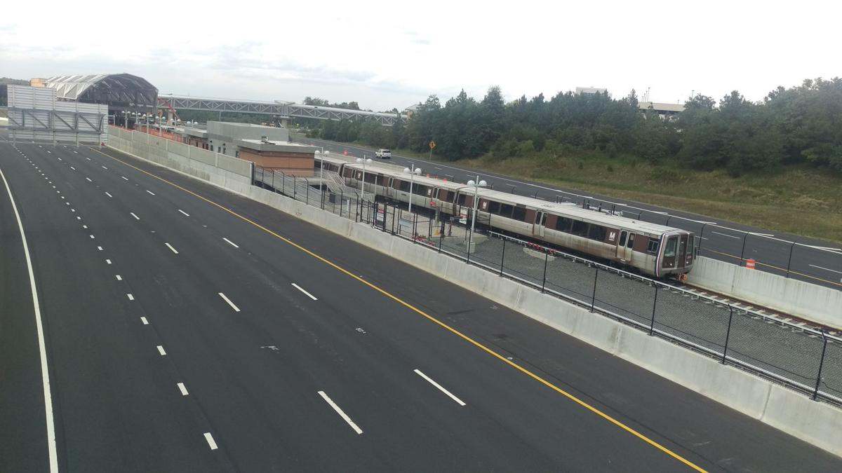 Loudoun County | Loudoun Gateway Metro Station July 2019 2