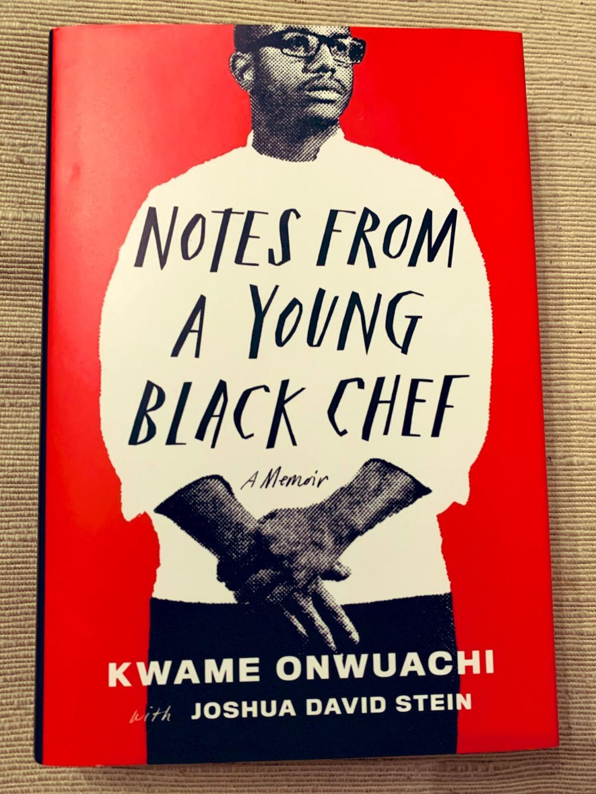 Chef Kwame Onwuachi