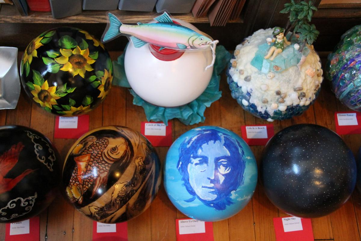 Ampersand Bowling  Ball Auction to raise funds for pantry Oct. 17