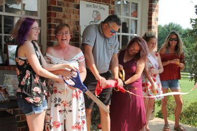Mini Rose Farm Floral Shop opens in Lovettsville