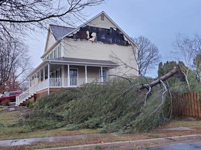Leesburg Storm Feb. 7, 2020