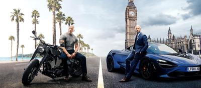 Review Hobbs Shaw Runs Out Of Gas Way Too Fast