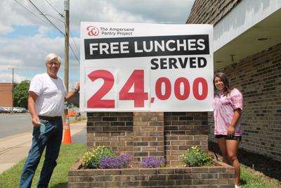Ampersand Project in Leesburg has provided 24,000 free meals and counting