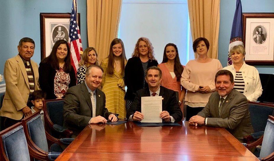 Gigi's Law Signing