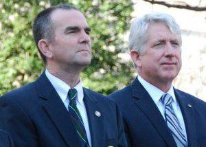 Northam endorses Jones over Herring in Virginia's AG race