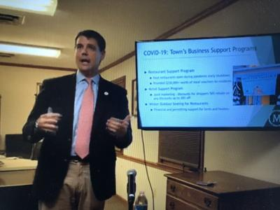 Middleburg Mayor outlines financial state of the town, response to pandemic in address