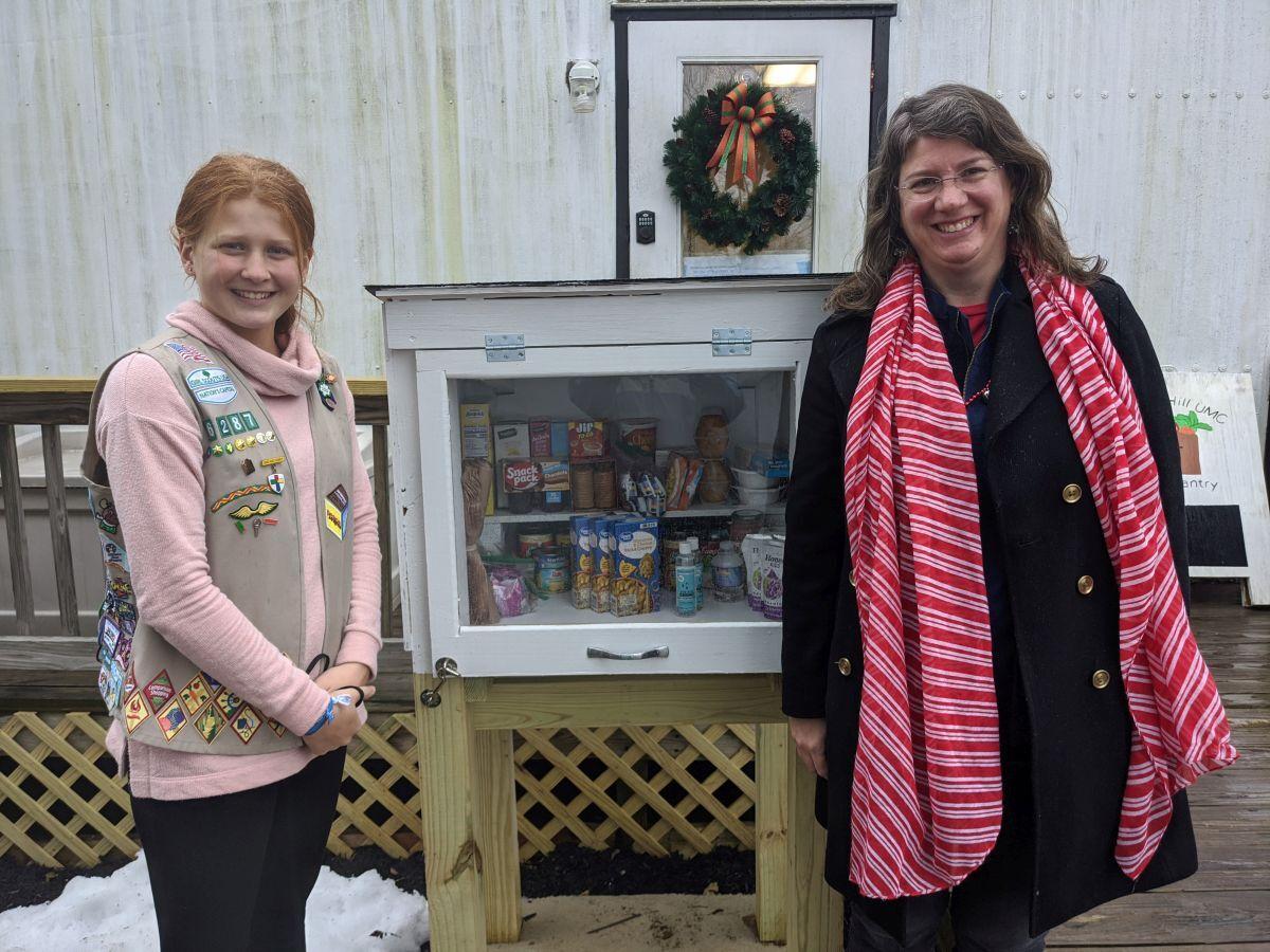 Blessings Box Tessa and Jennifer Heffron