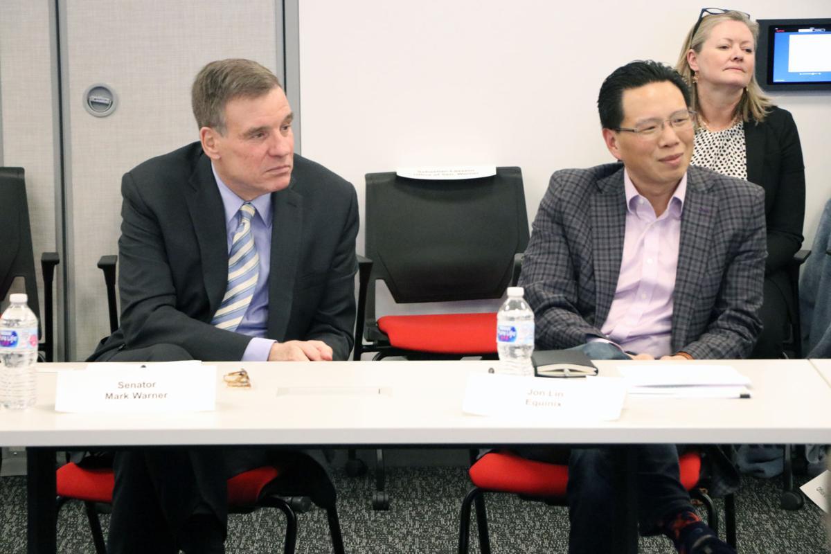 Data Center Roundtable | Warner, Lin