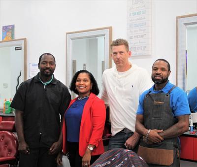 Sharp Edges Salon and Barbershop opens in Hamilton