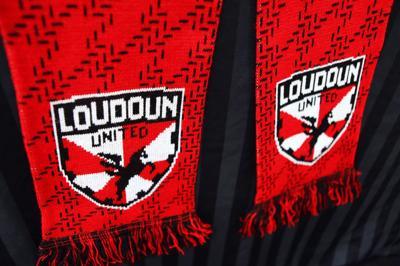 Loudoun United scarves
