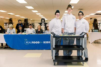 Loudoun teens compete in Real Food for Kids Culinary Challenge