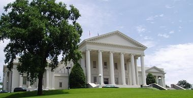 Virginia General Assembly in Richmond