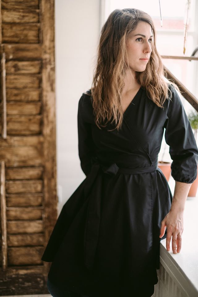 Leesburg designer 'dares' for greatness in the fashion world