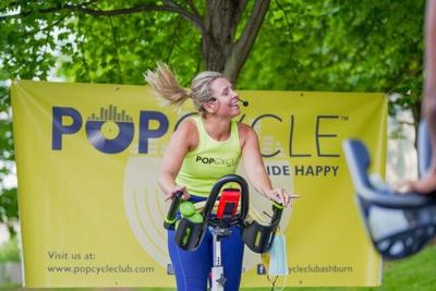 POPCYCLE reopens with outdoor classes in Ashburn