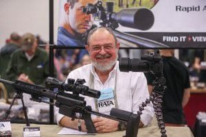 A day at The Nation's Gun Show in Dulles