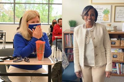 LCPS 2021 Teacher/Principal of the Year