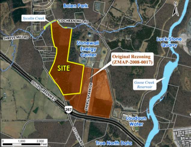 Loudoun County supervisors approve Loudoun West, a $2B data center project in eastern Leesburg
