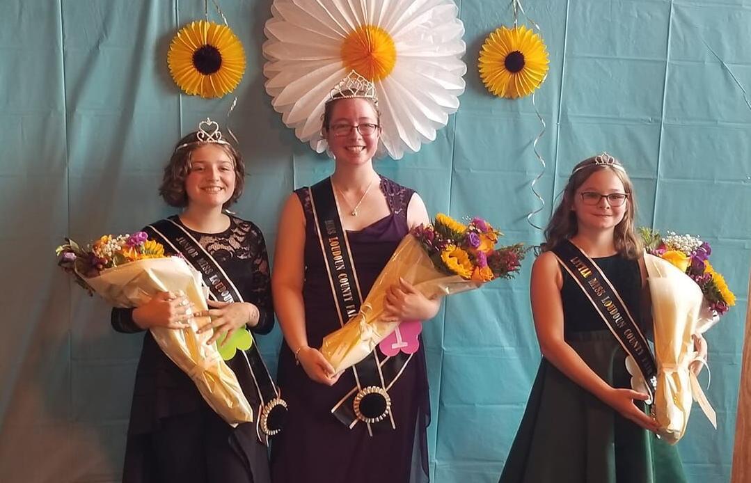 Miss LoCo Fair winners