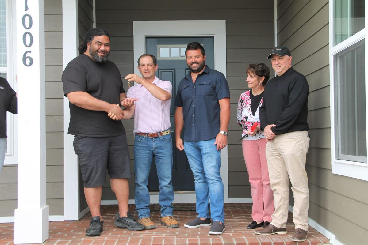 HeroHomes 4th home for a veteran