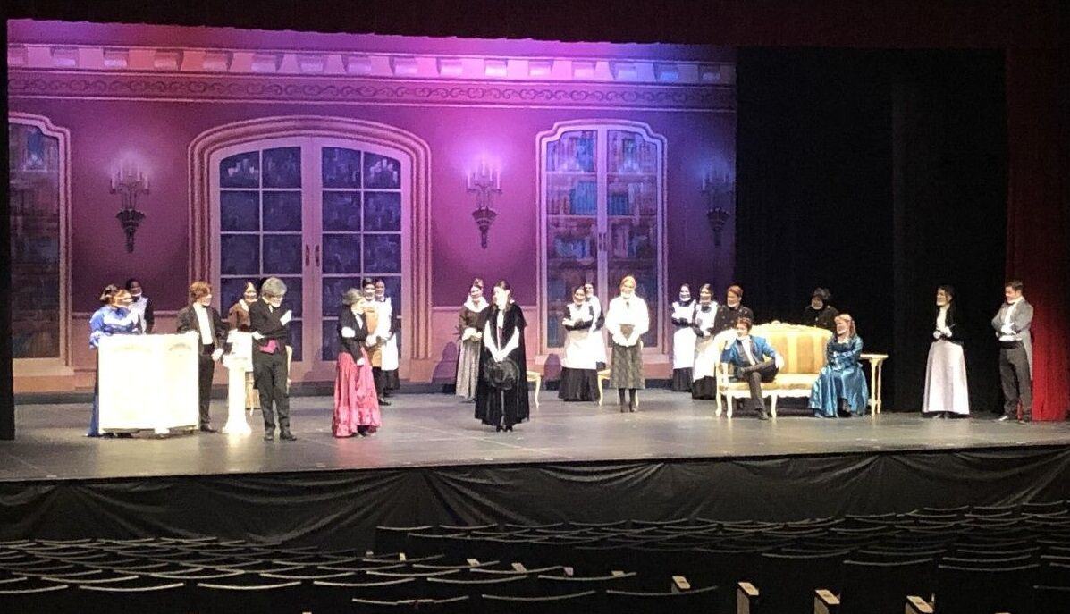 HHS Whodunnit 1