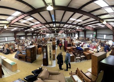 Inova Ladies Board Rummage Sale hauls in $343,000 this year