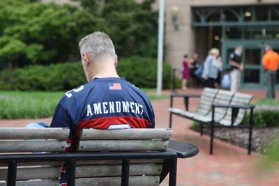 Second Amendment Rights Jersey