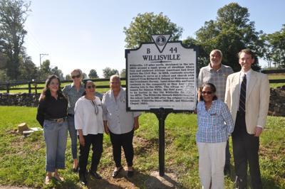 Willisville Preservation Foundation | Historic Road Marker