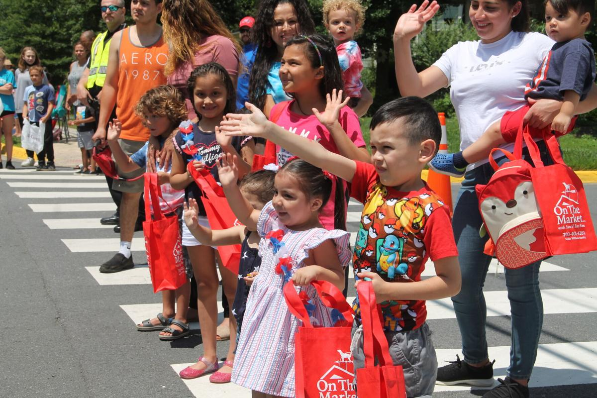 July 4th parade 2021