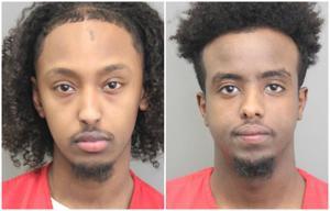 Loudoun County Sheriff's Office arrests two men attempting to retrieve package of marijuana