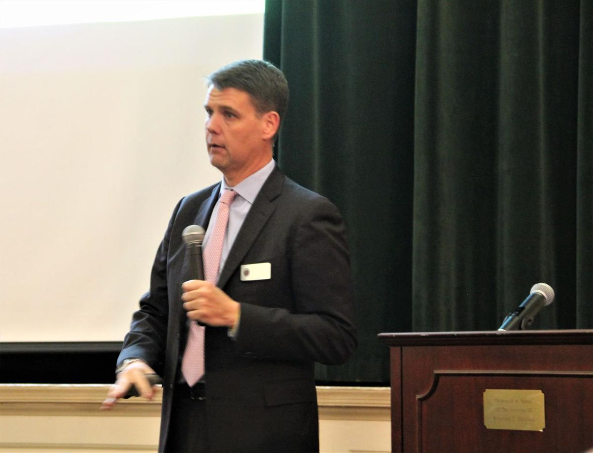 Middleburg mayor presents optimistic review in state of the town address