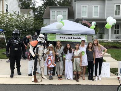 Aldie family to hold annual cookie sale to benefit pediatric cancer research