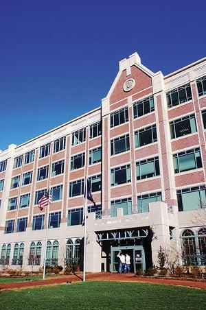 Loudoun County government building