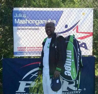 USTA_Julius Mashonganyika