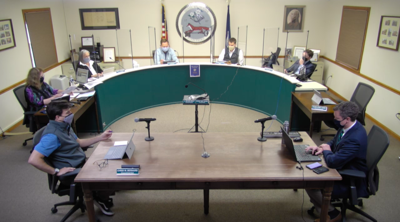 Middleburg Town Council Meeting
