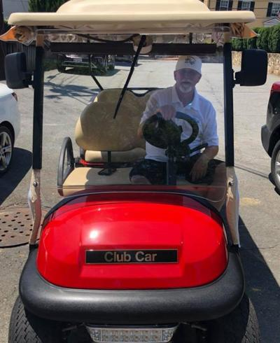 Golf carts a hole-in-one for downtown Leesburg | Business ... on golf carts custom made, golf car king, golf carts for 9 year olds, golf carts on craigslist, golf carts less than 500, welding cart king,