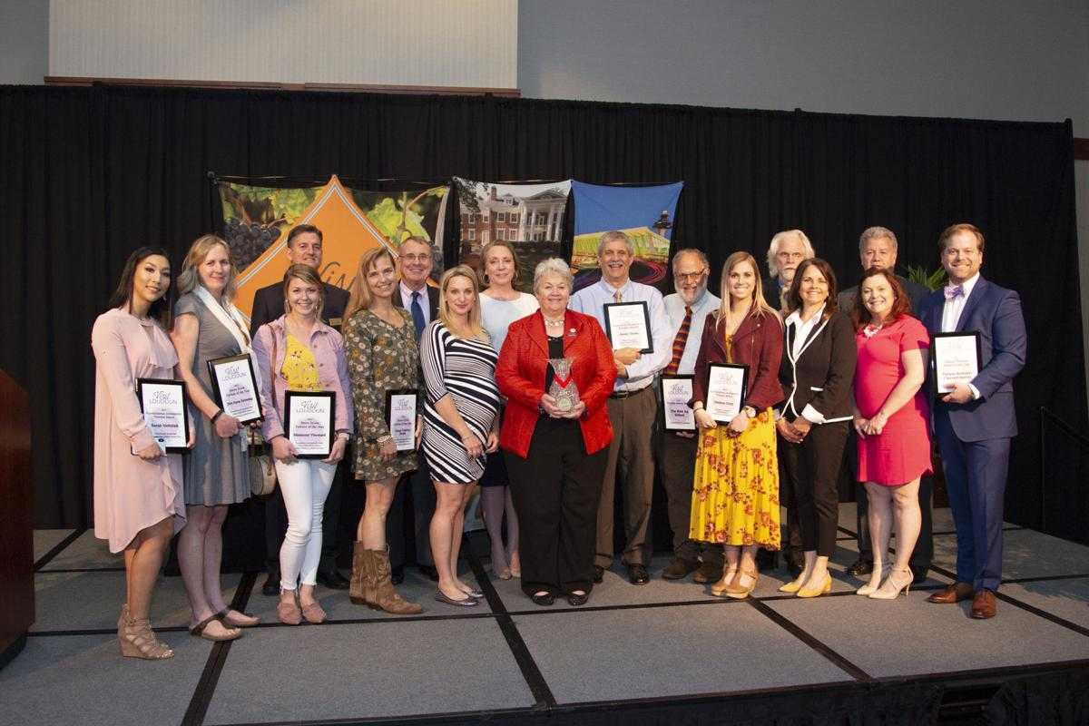 Visit Loudoun hosts record crowd for annual awards luncheon
